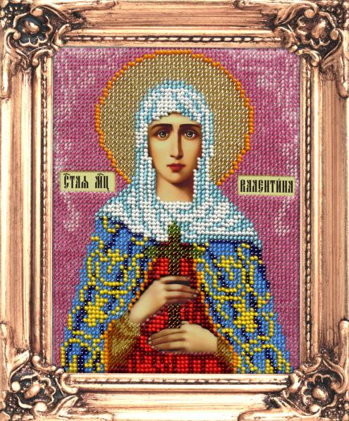 Набор для вышивания бисером Святая Валентина