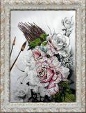 Бисерный набор Розы