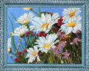 Бисерный набор Весенние ромашки