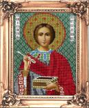 Набор для вышивания бисером Великомученик и целитель Пантелеимон