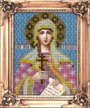 Набор для вышивания бисером Святая Татьяна