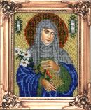 Набор для вышивания бисером Святая Екатерина