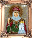 Набор для вышивания бисером Святая Ольга