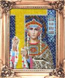 Набор для вышивания бисером Святая Елена