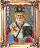 Набор для вышивания бисером Святой Николай