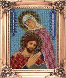 Набор для вышивания бисером Святые Петр и Феврония