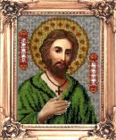 Набор для вышивания бисером Святой Алексей
