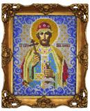 Набор для вышивания бисером Святой князь Борис