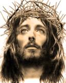 Иисус схема для вышивки крестом