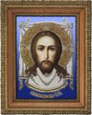Спас Нерукотворный - икона для вышивания бисером