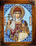 Вышиваем бисером Икона Святая Ольга