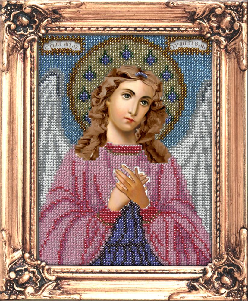 Наборы для вышивки бисером только ангел хранитель